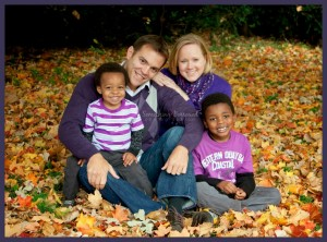 family fall pic