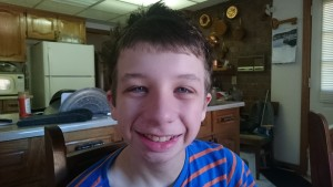 George: autism doesn't end at five